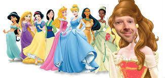 Disney Princess Timmy Boyle joins the other princesses