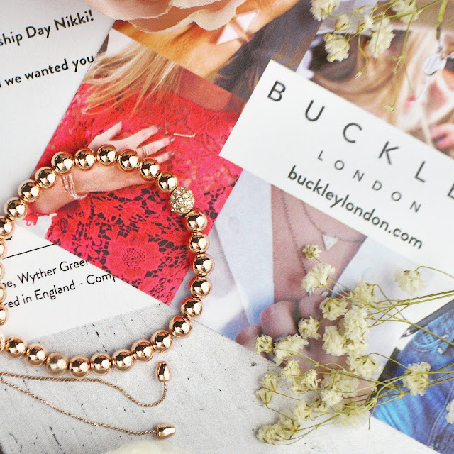 Buckley London #BuckleyBesties Friendship Bracelet Review, Lovelaughslipstick Blog