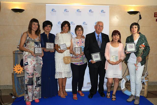 Premios del VII Concurso de Escaparatismo ACE Barakaldo
