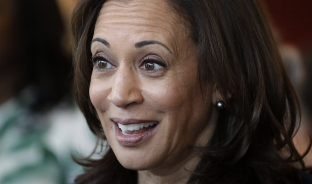 2020 hopeful Kamala Harris says she owns gun for protection