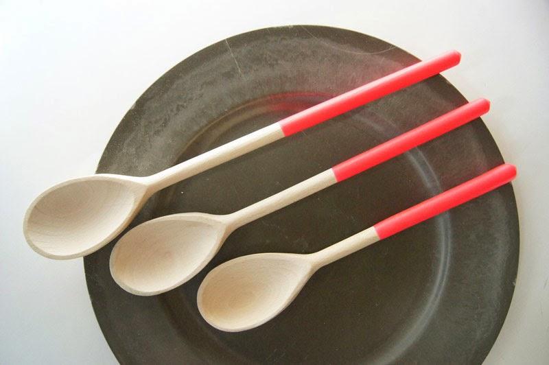 Artesan a y dise o de madera para los enseres de la cocina for Objetos para cocinar