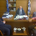 Συνάντηση Δημάρχου Κόνιτσας,  με τον Υπουργό Εσωτερικών, τον Αναπληρωτή Υπουργό Περιβάλλοντος και τον Αν. Υπουργό Αγροτικής  Ανάπτυξης και Τροφίμων