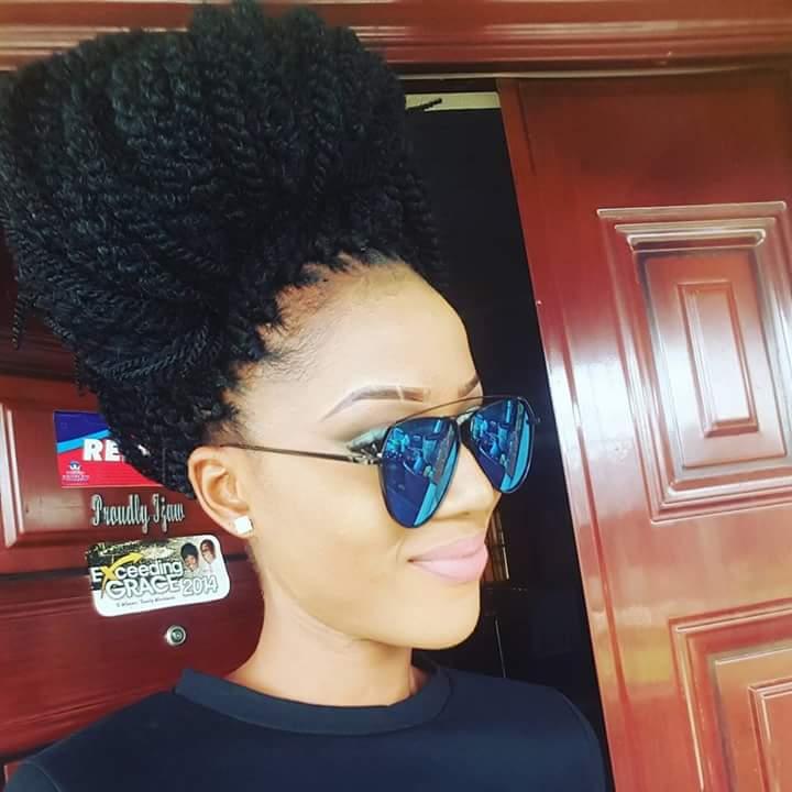 Miss Bayelsa Brayefa Orubena