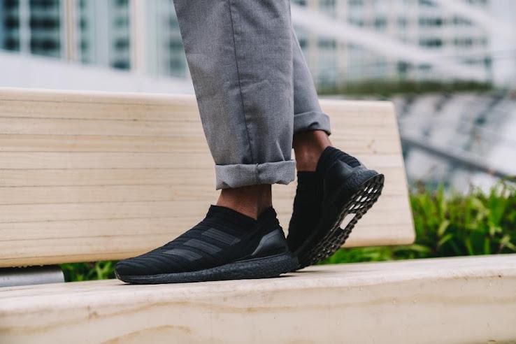 Blackout Adidas Nemeziz 17+ 360Agility Ultra Boost Magnetic