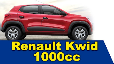 2016 Renault Kwid 1.0 MT image