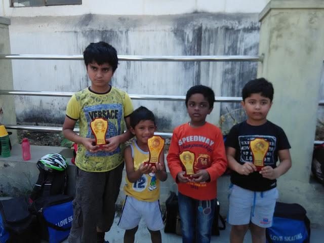 skating basics online Hyderabad