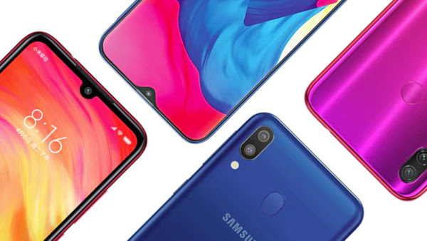 Perbandingan: Samsung Galaxy M20 vs Redmi Note 7