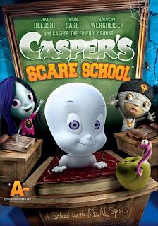 Scoala de sperieturi a lui Casper Casper's Scare School Desene Animate Online Dublate si Subtitrate in Limba Romana HD Gratis