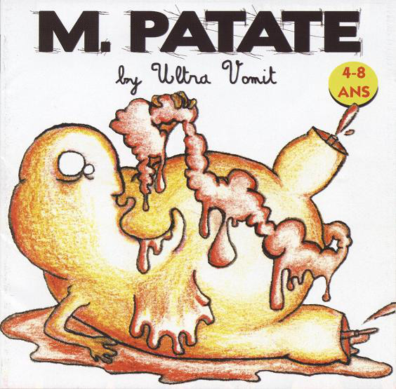 ultra vomit mr patate