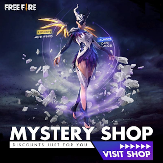 Mystery shop ff How to Get a 90% Discount at the 2019 Mystery Shop Free Fire Event