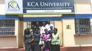 Kenya College of Accountancy (KCA) University diploma and certificate