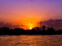 Wisata Pantai Pagatan Kalimantan Selatan