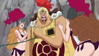 One Piece Episódio 734
