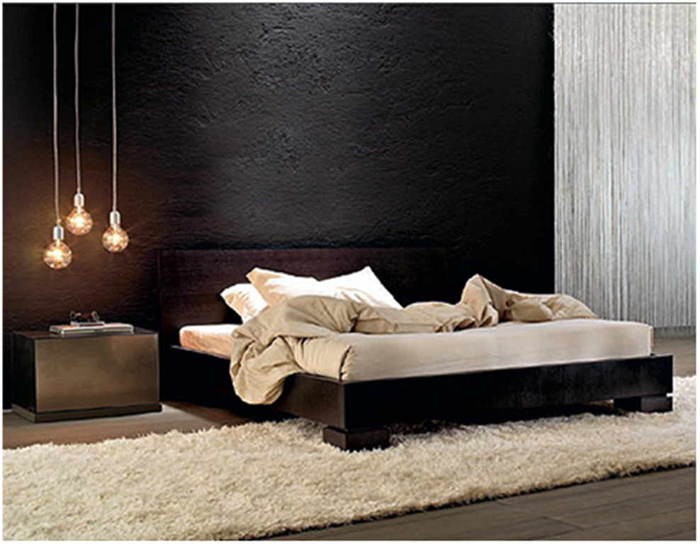 Modern furniture design - Designer bedroom picture ...