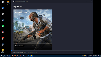 cara install tencent game buddy