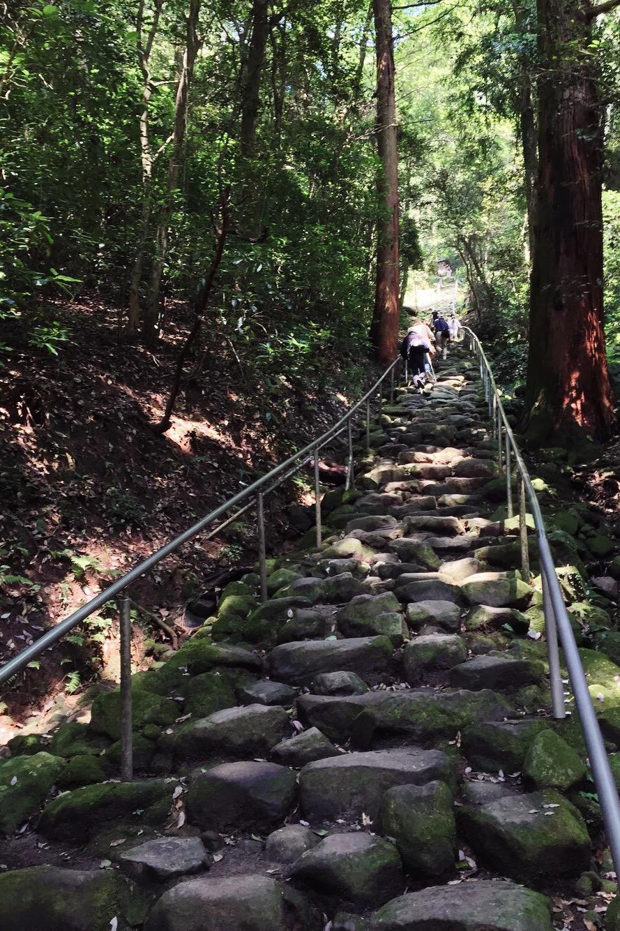 國東半島 熊野磨崖佛