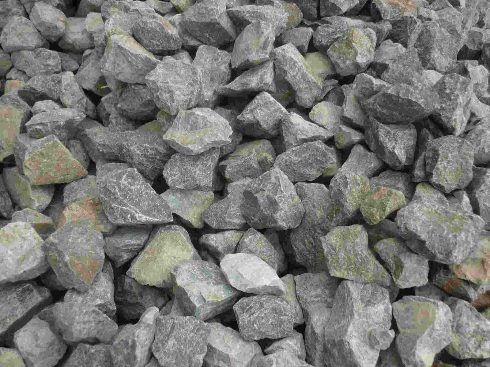 Crushed Stone Weight : Ever wondered why there s a ton of crushed stones between