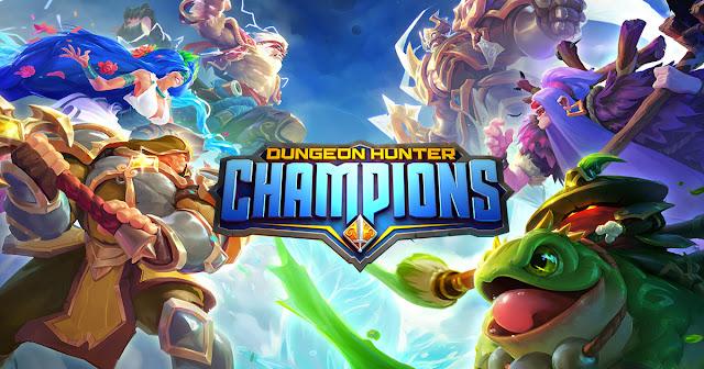 """""""Dungeon Hunter Champions"""", RPG de ação mobile gratuito, é lançado globalmente para Android e iOS"""
