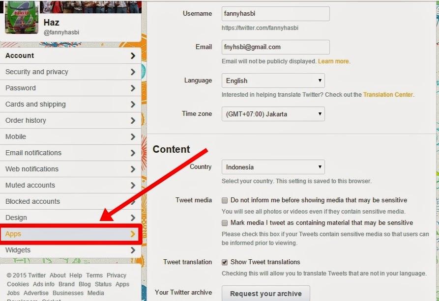 Cara Mudah Mengatasi Retweet dan Follow Otomatis di Twitter - Hazpedia