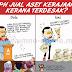 Sangap Duit, PH Jual Aset PNB Pula