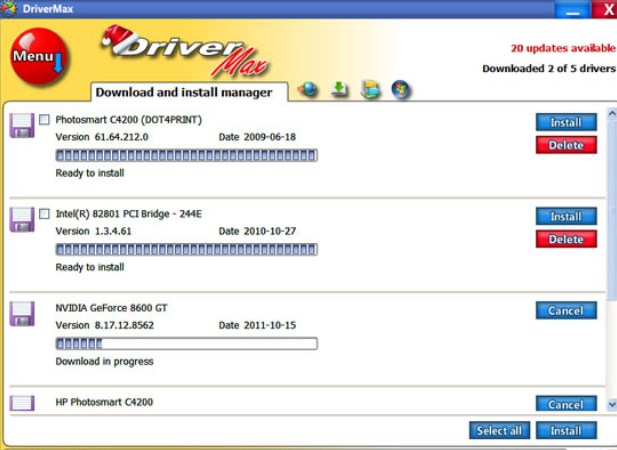 DriverMax Full Version Free Download Windows 10, 7, 8/8.1 (64 bit / 32 bit)