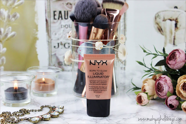 Nyx Born To Glow Liquid Illuminator Review