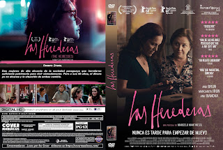 CARATULA LAS HEREDERAS - THE HEIRESSES - 2018