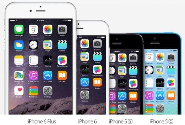 Daftar Harga iPhone 6, 5 dan 4 Terbaru Februari 2016