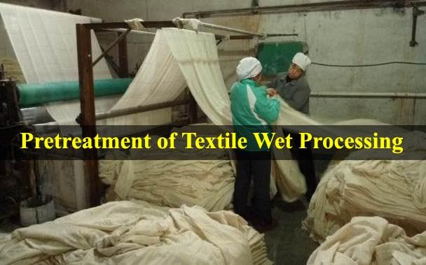 Textile pretreatment process