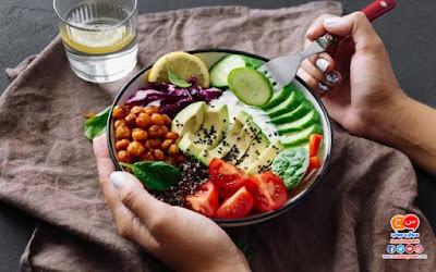 فوائد تناول طبق السلطه على الفطار والسحور فى رمضان