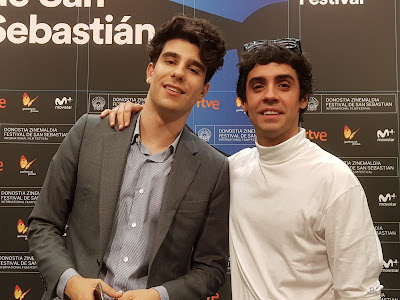 Javier Ambrossi y Javier Calvo - Rueda de prensa de La llamada
