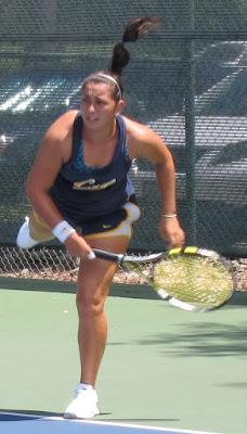 Cal's Manasse wins Pac-12 women's singles title