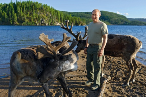 Путин заявил о высоком потенциале внутреннего туризма в России