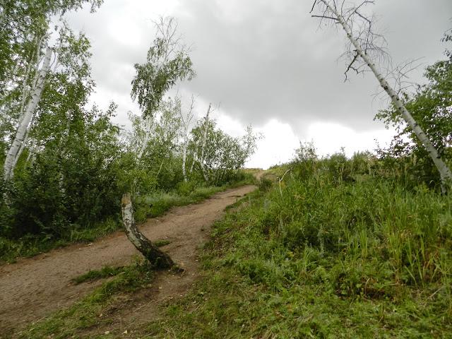Путь на гору Любви в Аркаиме