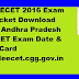 Andhra Pradesh DIECET Apply Online 2018 Exam Date Result Counselling Centers