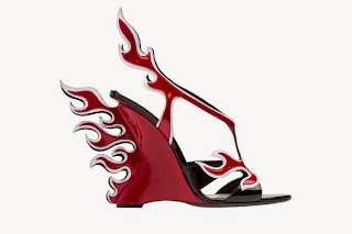 Rebellious Heels by Prada