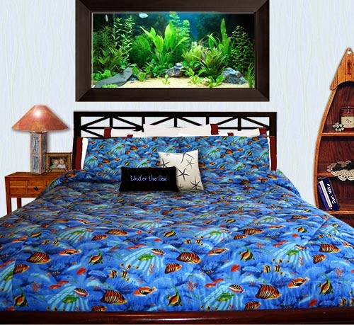 Hawaiian, Surf and Tropical Bedding: Under the Sea Bedding ...