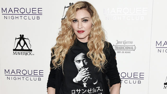 Madonna Reveals Names of Her Adopted Twin Daughters on Instagram