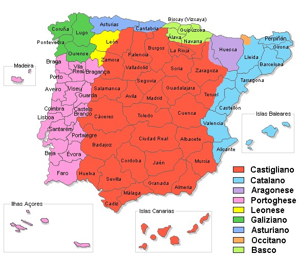 Cartina Spagna Toledo.Viaggio A Madrid E Toledo 2016 Lingue In Spagna