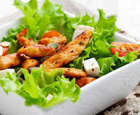 Resep Chicken Salad