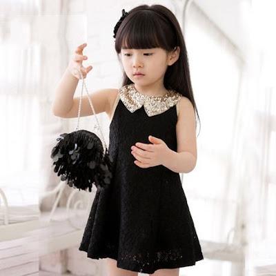 Vestidos de Niñas de Moda
