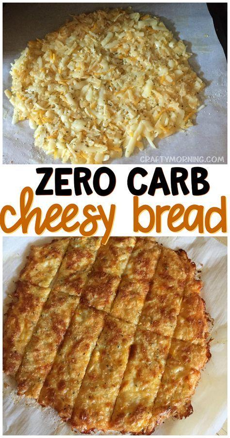Keto No Carb Cheesy Bread Recipe - delicious keto diet zero carb recipe to recipe pizza crust as well! Ketogenic diet dinner recipe side.