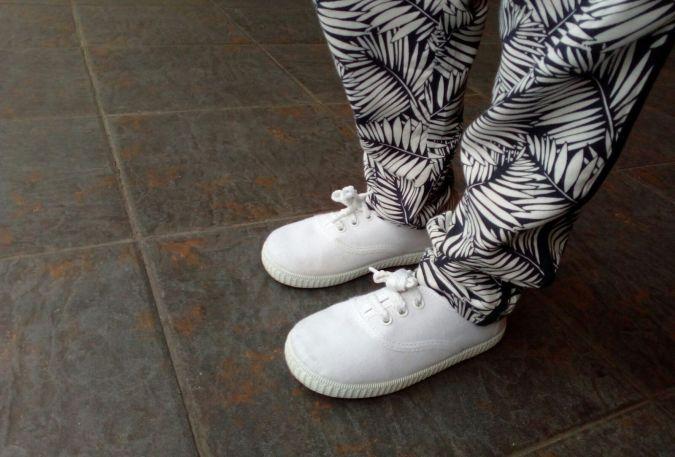 calzado infantil - zapatillas de lona para verano - pisamonas