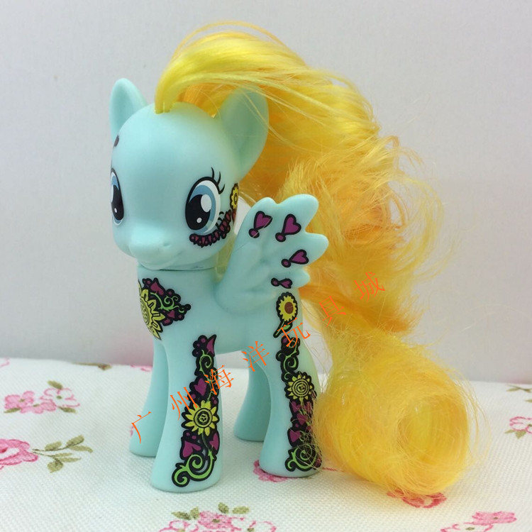 My Little Pony Helia Brushable with Flower Markings