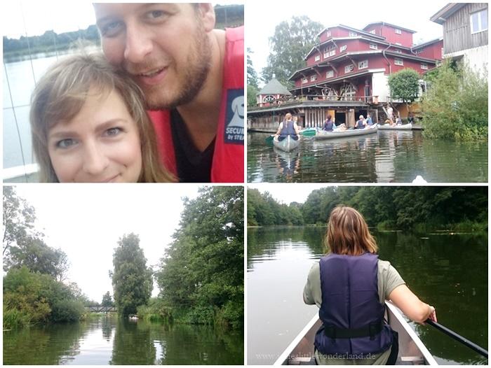 Wochenrückblick #104 - www.josieslittlewonderland.de_quality time, kanufahren, sportlich unterwegs, josie unterwegs, achterwehr