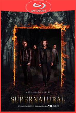Supernatural 12ª Temporada (2017) Web-DL 720p/1080p Torrent Dublado / Dual Áudio
