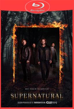 Supernatural 12ª Temporada (2017) Web-DL 720p/1080p Torrent Dublado / Dual Áudio