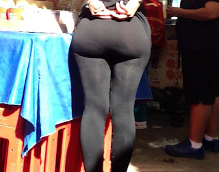 Fotos chicas leggins