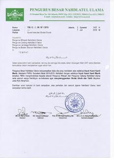 PBNU Instruksikan Nahdliyin Shalat Ghaib Untuk Husni Kamil Manik