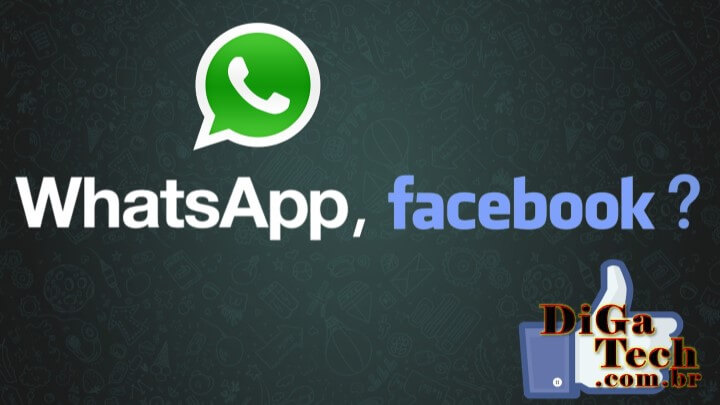 Logotipo WhatsApp Facebook